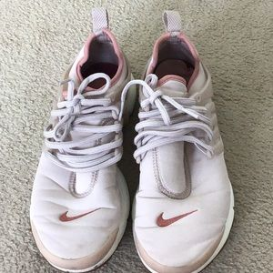 Nike Air Presto Premium Woman's Size 8 Light Pink